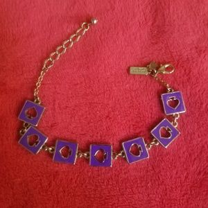 "Kate Spade New York Bracelet 7.5"" long"